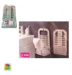 Κρεμαστή ραφιέρα μπάνιου πλαστική [00402567]