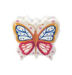 Φωτάκι νυκτός πεταλούδα με διακόπτη [10802105]