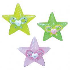 Μαγνητάκι αστέρι με στρας [10803134]