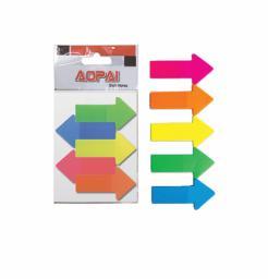 Αυτοκόλλητα χαρτάκια βέλος [30201068]