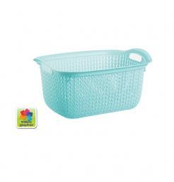 Πλαστικό καλάθι μπουγάδας 30lt [70609059]