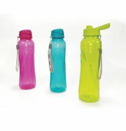 Παγούρι πλαστικό χρωματιστό 630ml 77553482]