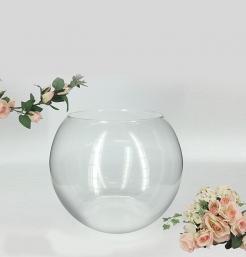 Γυάλινο βάζο (γυάλα) 25 x 17cm [77634033]