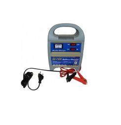 Φορτιστής μπαταρίας 6A - 6V  12V - BC08A