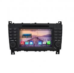 Ηχοσύστημα αυτοκινήτου 2DIN - Mercedes - W203 - Android - 1GB/16GB - 04'-07'