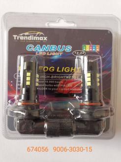 Φώτα LED - CanBus - 9006