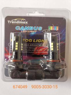 Φώτα LED - CanBus - 9005