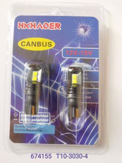 Φώτα LED - CanBus - T10