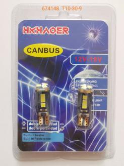 Λαμπτήρας LED - CANBUS - Rolinger - T10