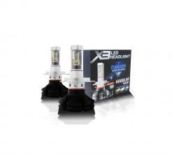 Φώτα LED - H1 - 6000lm - 50W - 239157 - X3