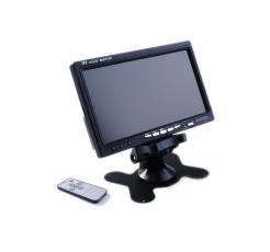 Οθόνη monitor 7' - Car TFT Screen - 12V - 700769