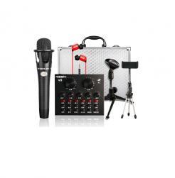Πυκνωτικό μικρόφωνο με πλήρες σετ εγγραφής - 881735 - V8